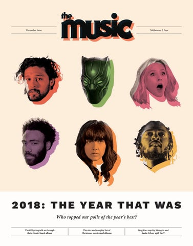 The Music (Melbourne) December Issue by TheMusic.com.au - issuu