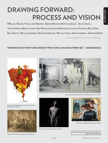 Page 15 of DRAWING FORWARD: PROCESS AND VISION
