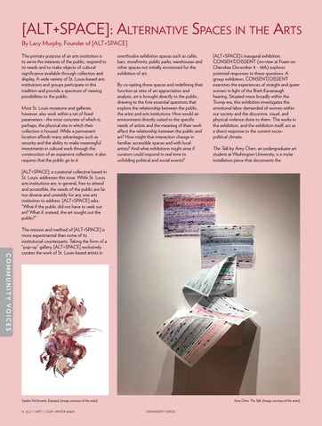 Page 18 of [ALT+SPACE]: Alternative Spaces in the Arts