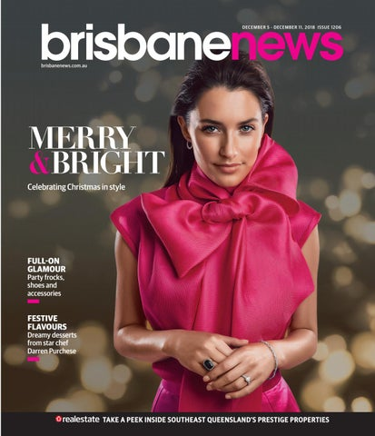 61fb25a1fe Brisbane News Magazine Dec 5 - Dec 11
