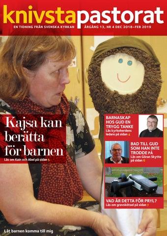 6a3ce27f86ba Knivsta pastorat nr 4, 2018 by Svenska kyrkan i Knivsta - issuu