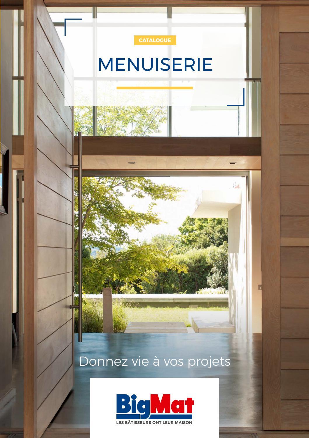 Sogal Traitement De Surface catalogue menuiserie bigmatbigmatfrance - issuu