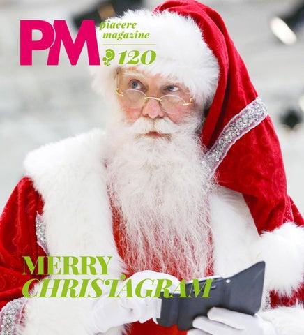 a5fa95e47ca2 Piacere Magazine n.120 di Novembre-Dicembre 2018 by PM   Piacere ...