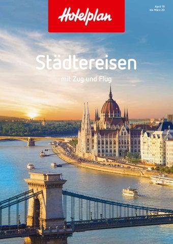 Hotelplan Städtereisen – April 19 bis März 20 by Hotelplan ...