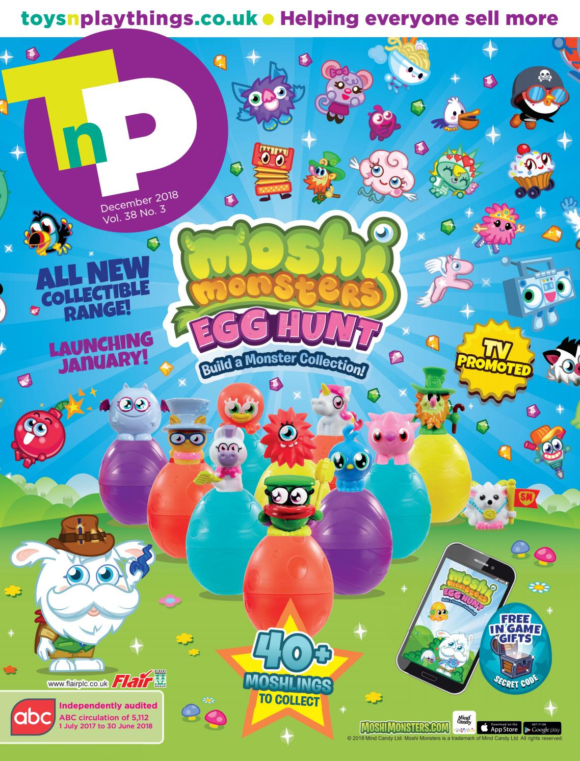 Toys n playthings december 2018 by lema publishing issuu
