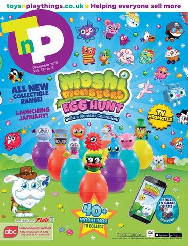 d3159a0c3 Toy World January 2018 by TOYWORLD MAGAZINE - issuu
