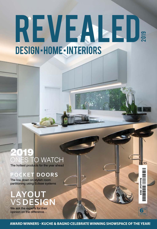 Regina Sturrock Design Inc revealed design home interiors 2019 by kuche & bagno - issuu