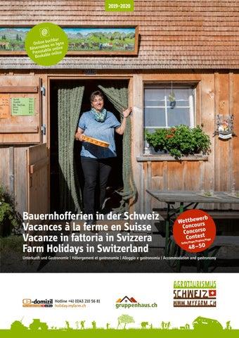 Bauernhofferien in der Schweiz (SW10338.1006.2001 ...