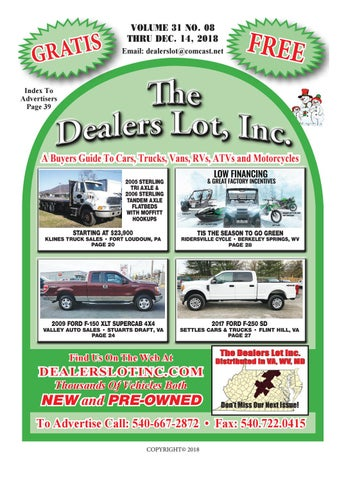 Dealers Lot 3108 by The Dealers Lot Inc - issuu