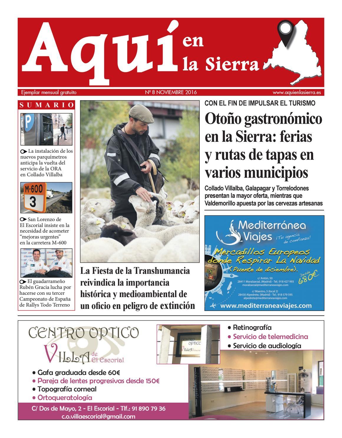 ff17ecb7a5 Aquí en la Sierra - Noviembre 2016 by Aqui en la sierra - issuu