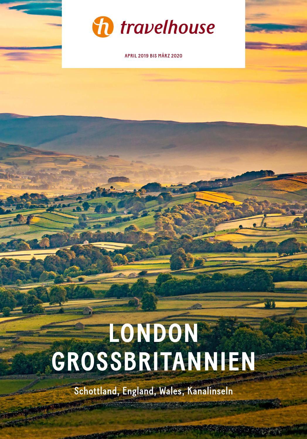 Travelhouse Grossbritannien und London – April 2019 bis März 2020 by ...