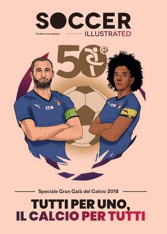 94930e2ba5 Soccer Illustated by Milano Fashion Library - issuu