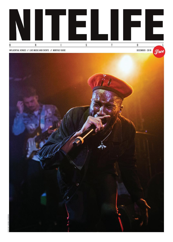 NItelife December 2018 by NITELIFE MAGAZINE BRISTOL - issuu