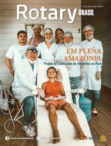 75742ed152f12 Revista Rotary Brasil - Dezembro de 2018 by Revista Rotary Brasil ...