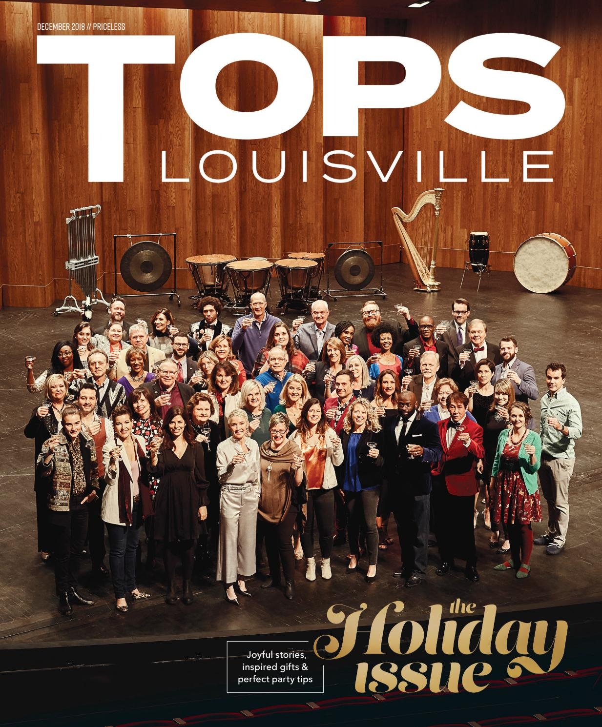 e9e01430e3955 TOPS Louisville: December 2018 by TOPS Magazine - issuu