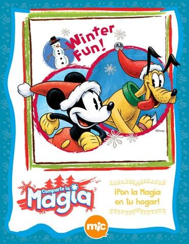 Winter fun! Pon la magia en tu hogar! by MIC Ponemos la Fantasía - issuu c0c2a0f944c89