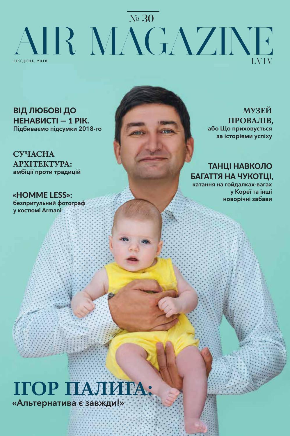 483fa804a9626f Air Magazine Lviv #30 by AIR MAGAZINE LVIV - issuu