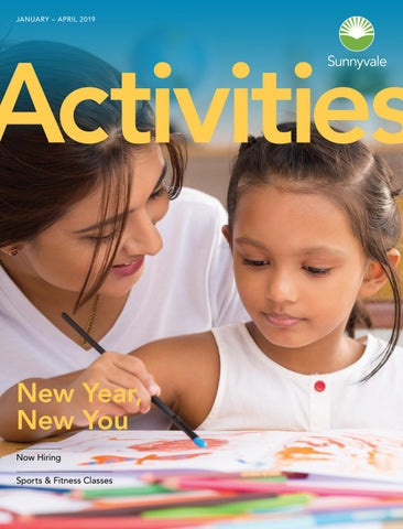 189e68934a90 City of Sunnyvale Activities - Winter Spring 2019 by City of ...