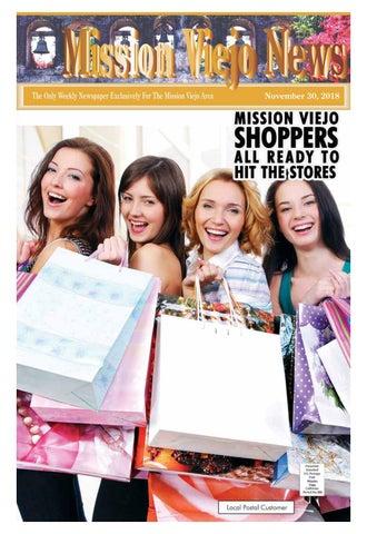 Mission Viejo News 11/30/18