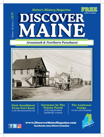 2019 Aroostook & Northern Penobscot by Discover Maine