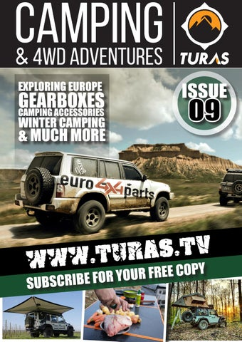 Turas Camping and 4WD Adventures Magazine - Issue Nine by