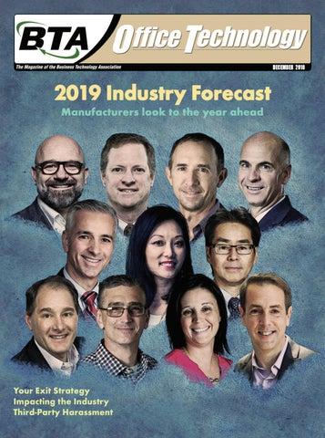 December 2018 Office Technology by Business Technology Association