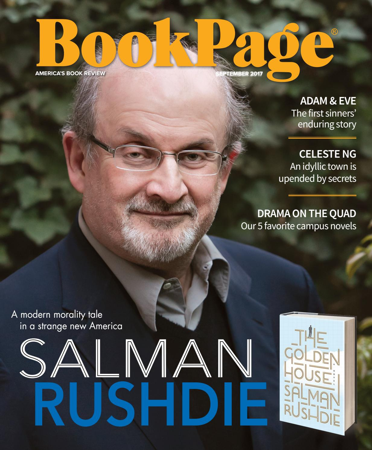 BookPage September 2017 by BookPage - issuu