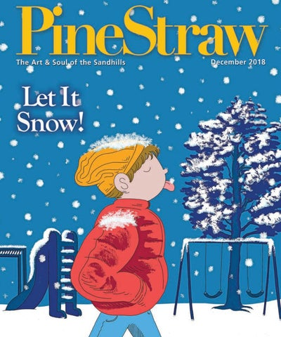 6b88d3e1849 December PineStraw 2018 by PineStraw Magazine - issuu