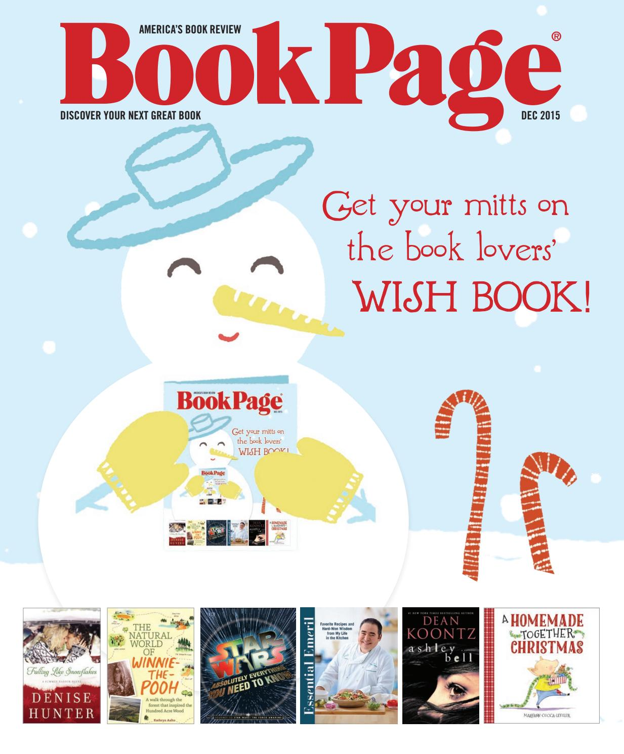 BookPage December 2015 by BookPage - issuu