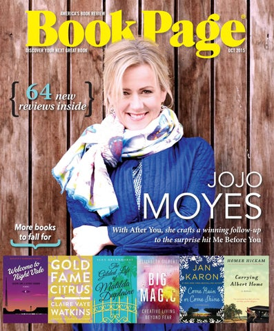 Bookpage October 2015 By Bookpage Issuu