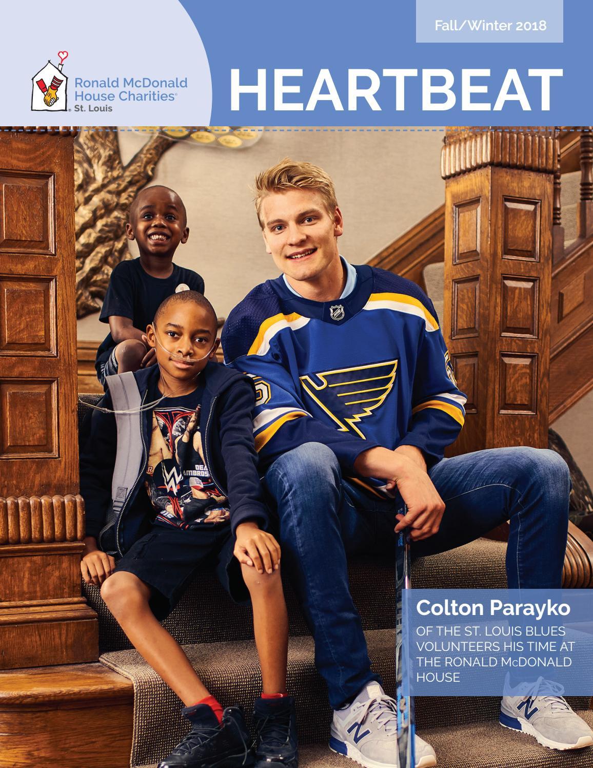f943cc8e33a Fall Winter 2018 Heartbeat Newsletter by Ronald McDonald House ...