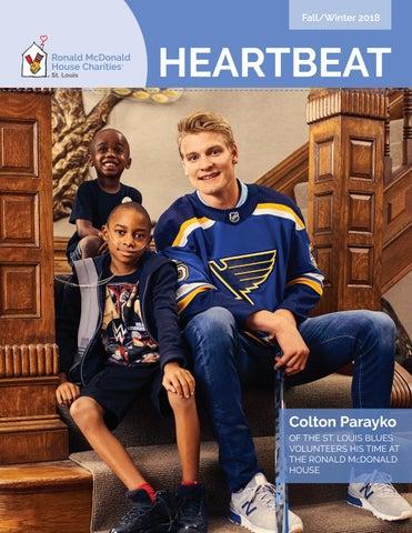 Fall/Winter 2018 Heartbeat Newsletter by Ronald McDonald