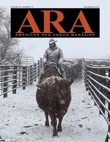 009d1ec960d December 2018 - ARA Magazine by Red Angus Association of America - issuu