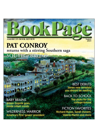 cc3eb5787bb32 August BookPage 2009 by BookPage - issuu