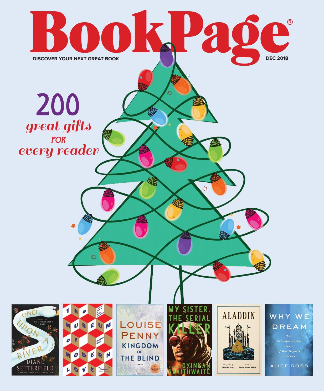 Bookpage December 2018 By Bookpage Issuu