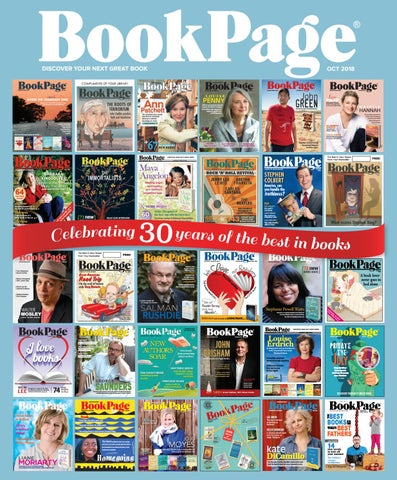Bookpage October 2018 By Bookpage Issuu