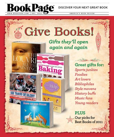 c669e194a6dd75 BookPage December 2011 by BookPage - issuu