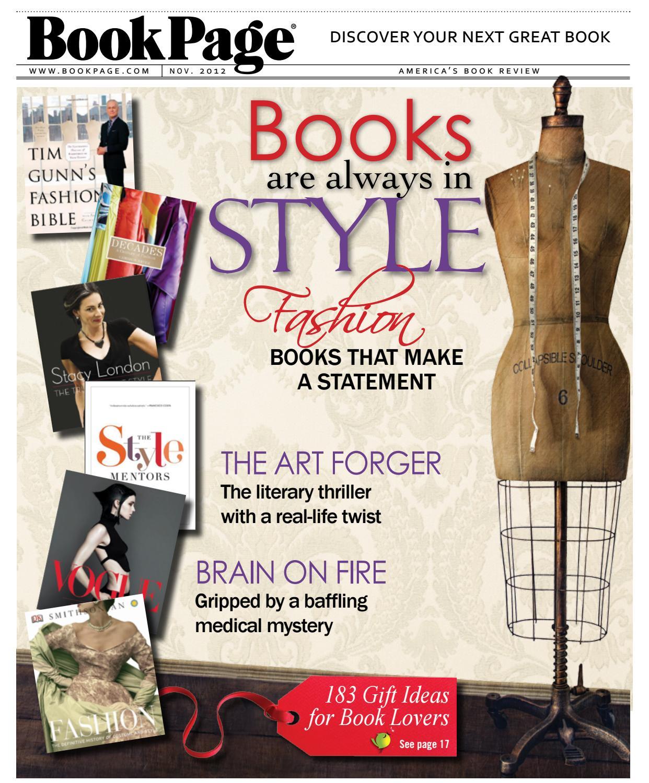 Bookpage November 2012 By Bookpage Issuu