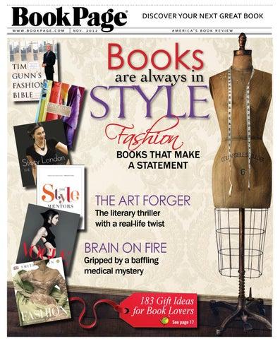 ac98b37ed BookPage November 2012 by BookPage - issuu