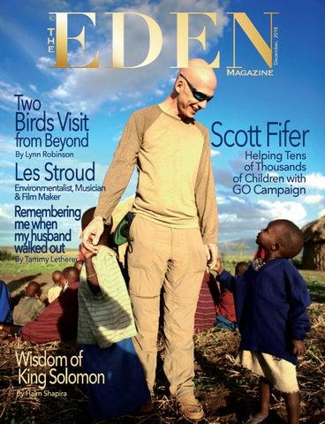 cd7106b7baae The Eden Magazine December issue by Maryam Morrison - issuu