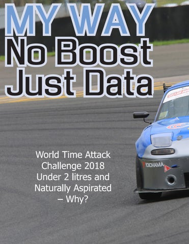 Page 66 of My Way, No Boost, Just Data by Mark Collingwood