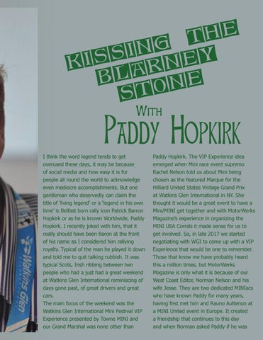 Page 79 of Kissing the Blarney Stone with Paddy Hopkirk