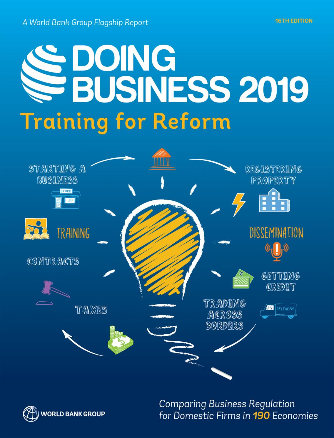 Doing Business 2019 By World Bank Publications Issuu Wiring Money Domestically