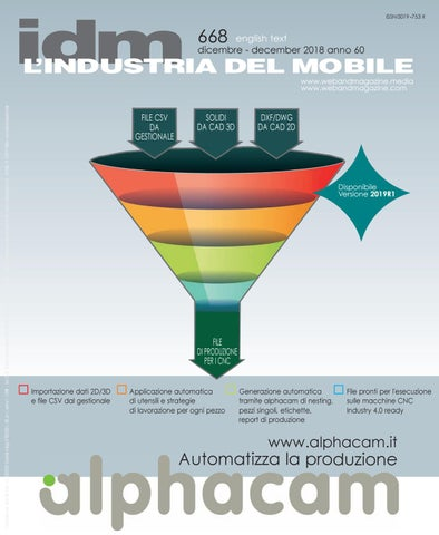 92663d17d5 668_L'INDUSTRIADELMOBILE_novembre_dicembre_2018 by Web and Magazine ...
