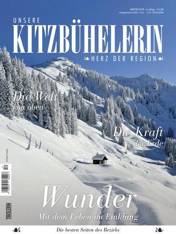 Unsere KITZBÜHELERIN Dezember 2018 gesamt by Bundesländerinnen - issuu 65159f5846
