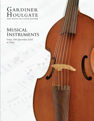 Musical Instruments by Gardiner Houlgate - issuu