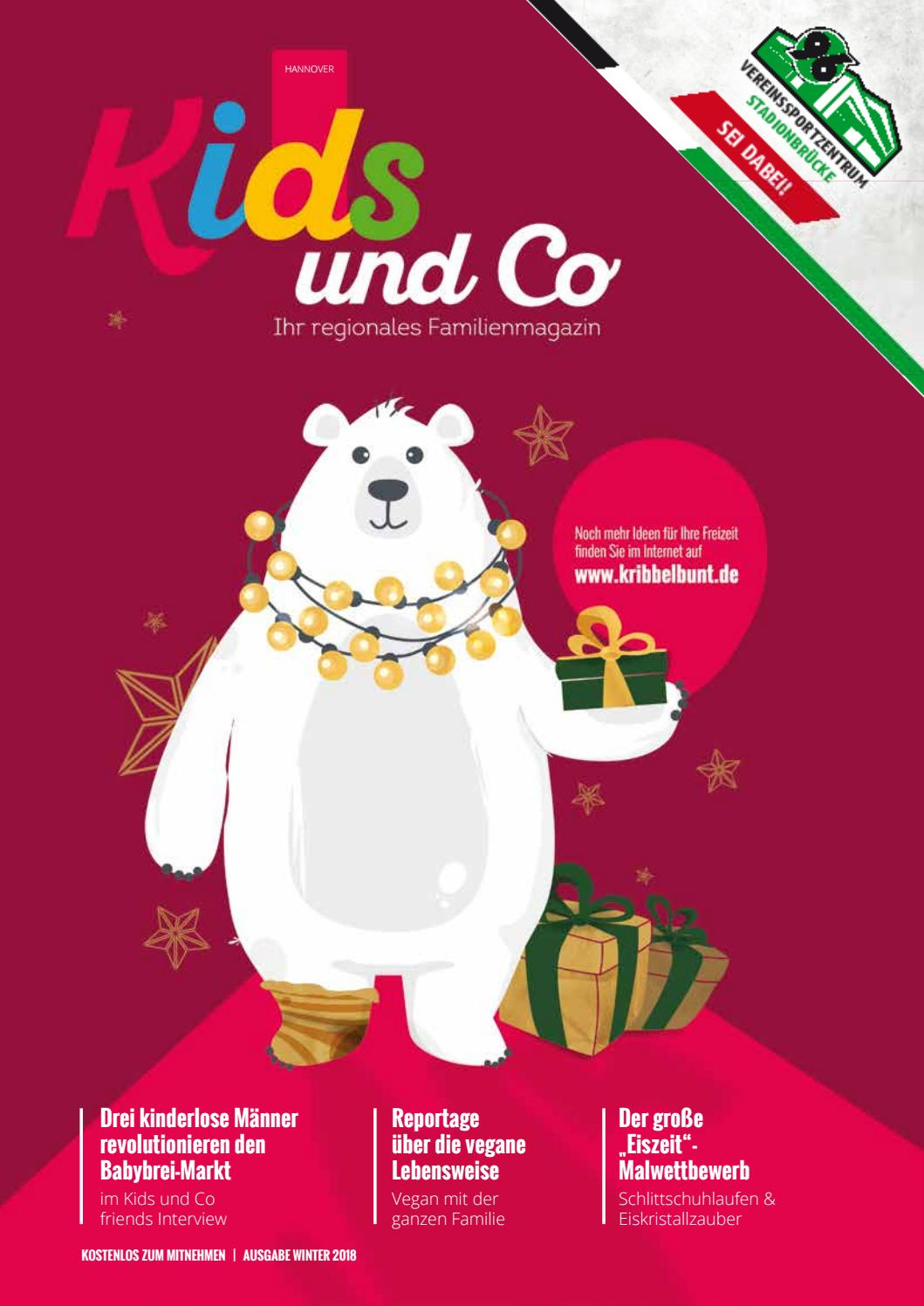 Kids und Co Hannover, Ausgabe Winter 20182019 by CALA