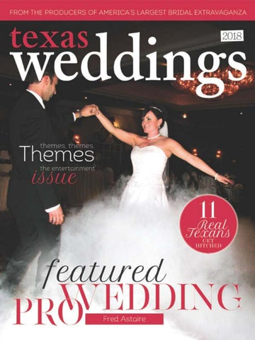 7200e8c6e26a Fred Astaire on Texas Weddings by Bridal Extravaganza Show Houston ...