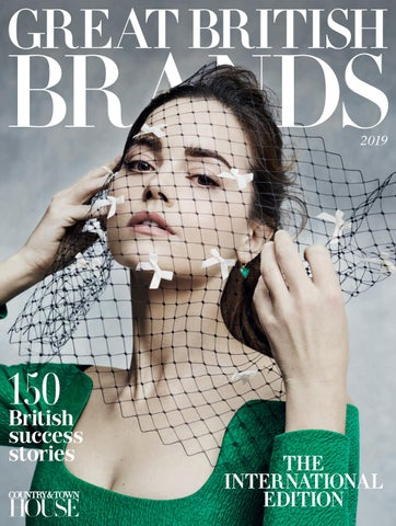 more photos b36b0 d1bf1 Great British Brands - 2019 by Country   Town House Magazine - issuu
