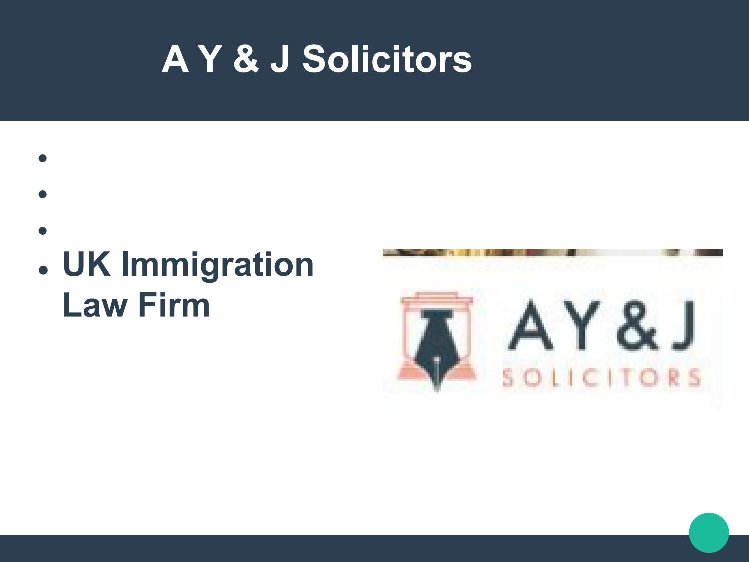 UK Immigration Solicitors by Emma Watson - issuu